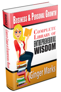 Ginger's book